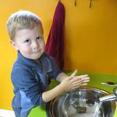 K1A diploma handen wassen