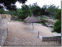 Croatia Camping Guide - Camp Kanić Beach