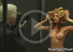 Cận cảnh một buổi chụp ảnh Nude nghệ thuật