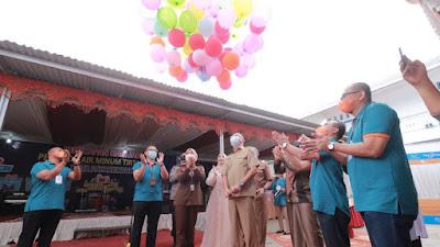 Di Hari Jadi Pamtigo, Wali Kota : Minta Direksi Selesaikan Keluhan Masyarakat