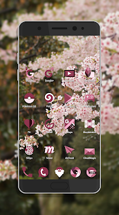 Sakura Icon Pack Screenshot