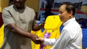 China donates 3 buildings, teaching materials to Lagos school