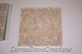 5/8x5/8, Butterscotch, Flooring, Flooring & Mosaics, Honey, Interior, Mosaic, Natural, Onyx, Stone, Tile, Tumbled