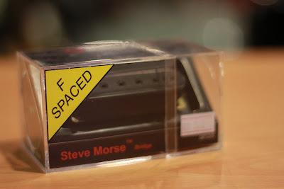 DiMarzio Steve Morse Bridge RM360