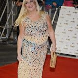 WWW.ENTSIMAGES.COM -    Vanessa Feltz    arriving at   MOBO Awards 2014 at SSE Arena Wembley October 22nd 2014Annual awards show recognising the best in urban music which is supported by HTC Photo Mobis Photos/OIC 0203 174 1069