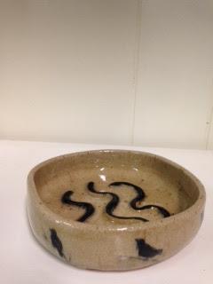 Raven Soap Dish
