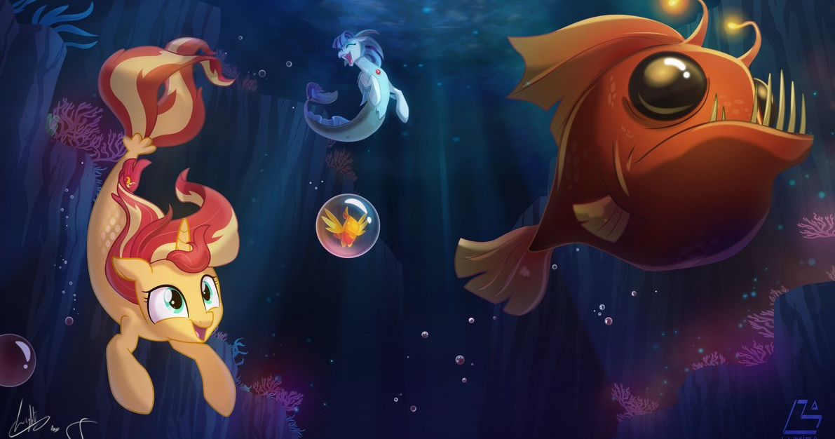 Equestria Daily Mlp Stuff Sunset Shimmer Day Open Art