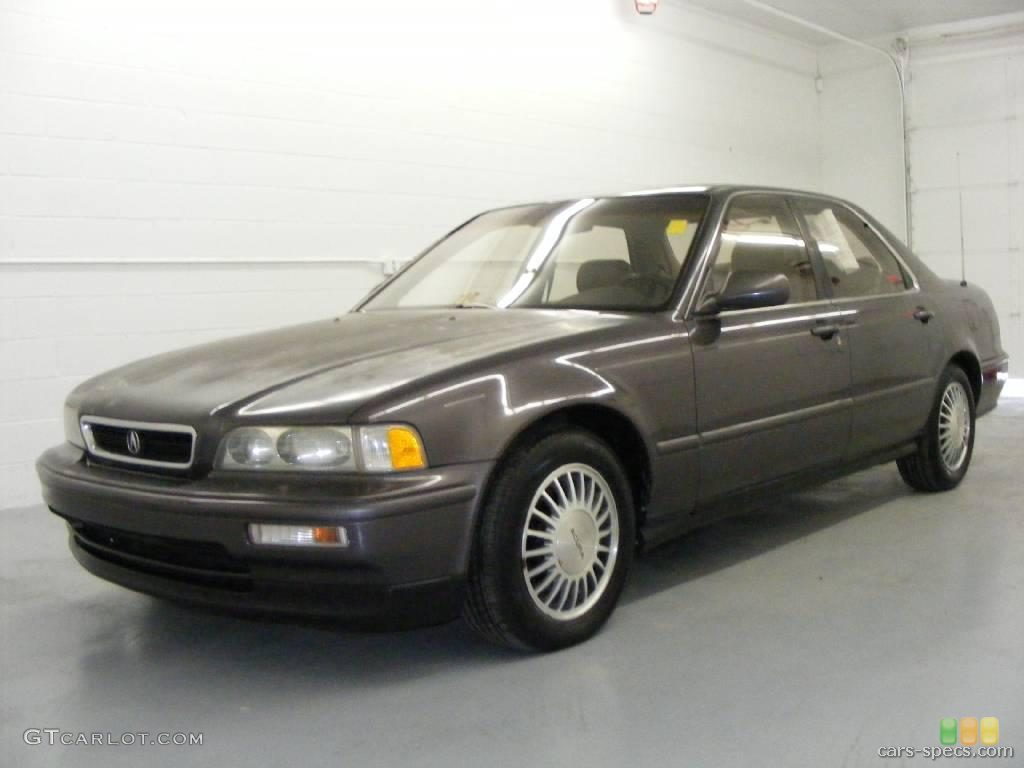 Acura Legend Sedan Specifications Pictures Prices - Acura legend 1991