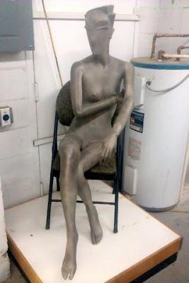 MANNEQUINS ~ EXOTIC ~ ART DECO STYLE - 6
