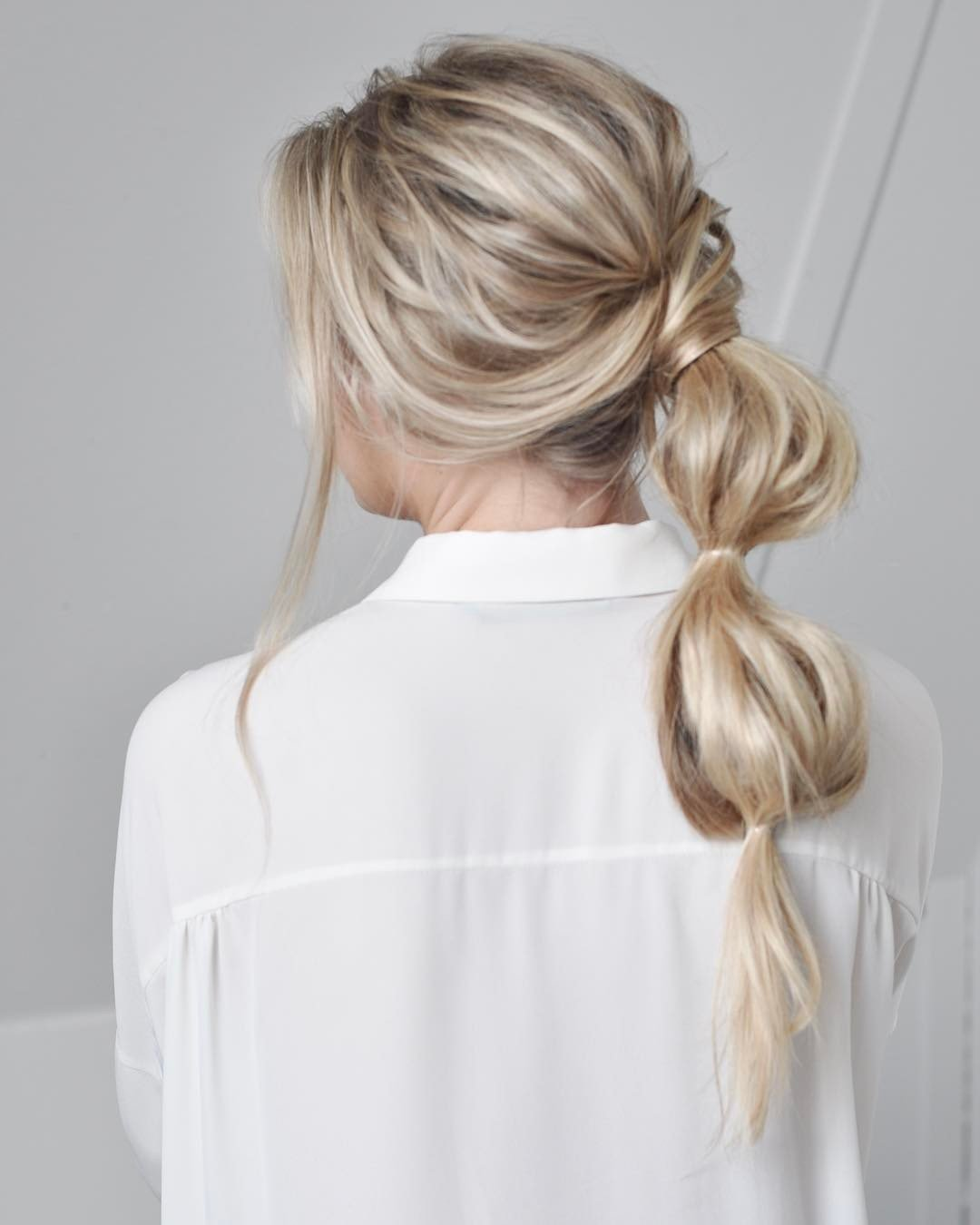15 Vintage Ponytail Hairstyles for Women