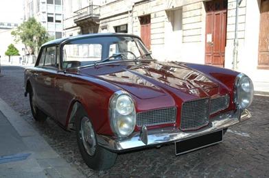 Facel Véga 1961 Facellia F2 B