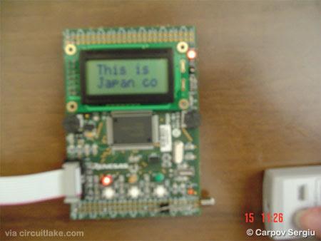 Remote Control Tester Hardware