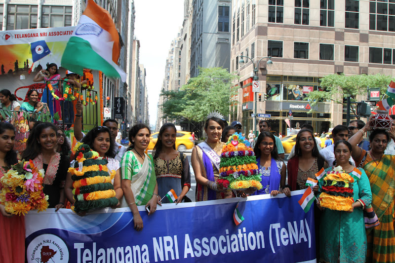 Telangana State Float at India Day Parade NY 2015 - IMG_6963.jpg