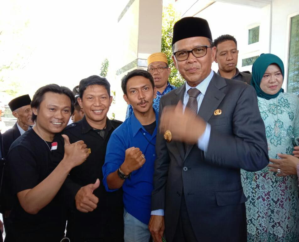 Gubernur Sulsel Apresiasi Eksistensi Pengurus DPD GoWa-MO Barru