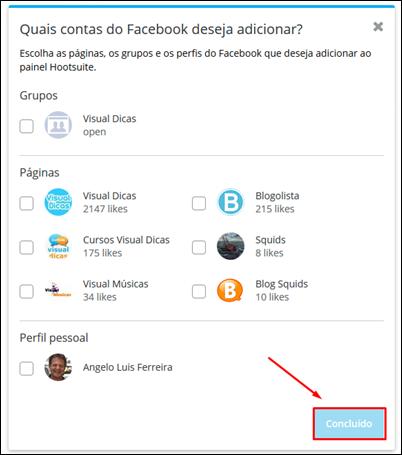 Como divulgar seu blog no Facebook, Twitter ou Google+ usando o Hootsuite - Visual Dicas