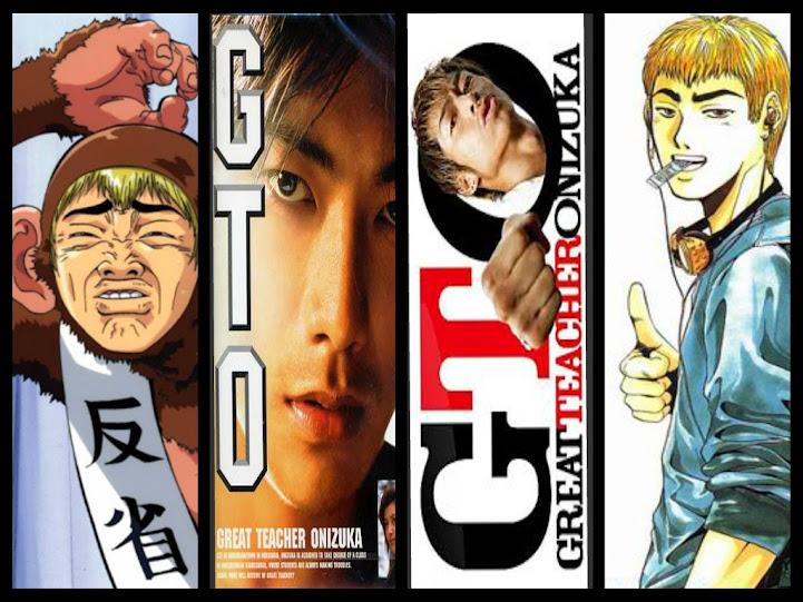 GTO [J-drama 2012] + especiales