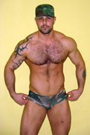 Muscular Men in Underwear - What Color is Beautiful? Gallery 19