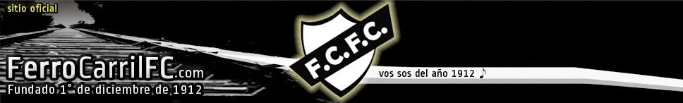 Ferro Carril F.C. - Sitio Oficial