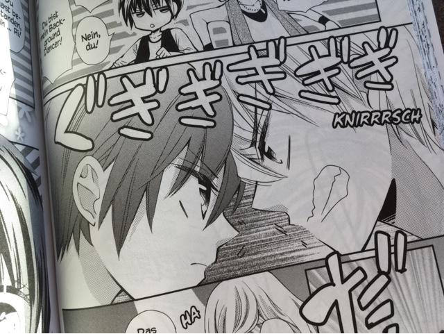 Manga Review Buddy Go!