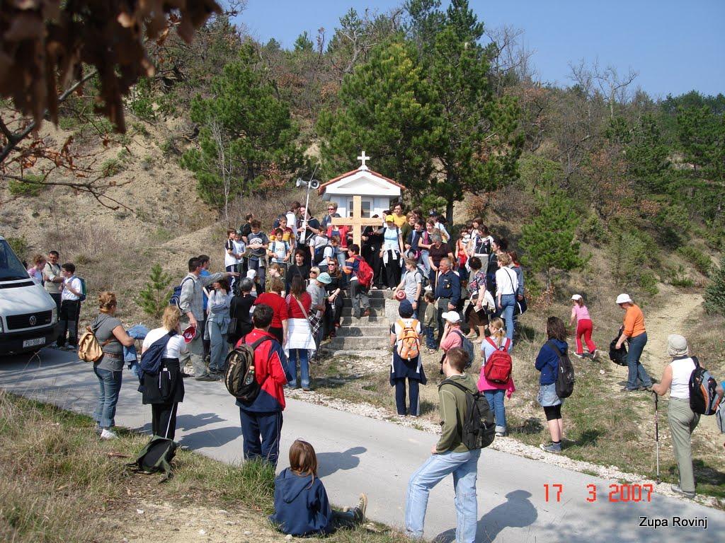 Križni put, Stazom sv. Šimuna, Gračišće - DSC02202.JPG