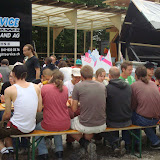 B-SIDES Festival 2009 - Aufbau (11. Juni 2009)