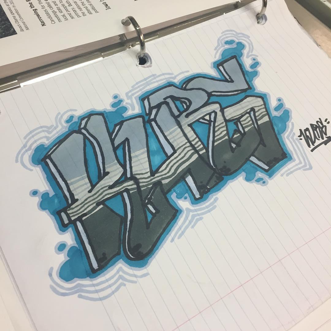 dibujos-lapiz-graffitis662