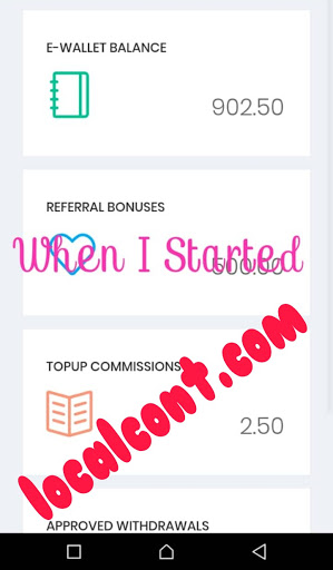 H2I Top-up And Earn - How To Get Registered 2