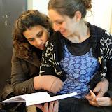 לומדות ביחד במכון אורה