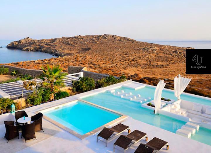 Luxury Villa, Aleomandra, Mykonos