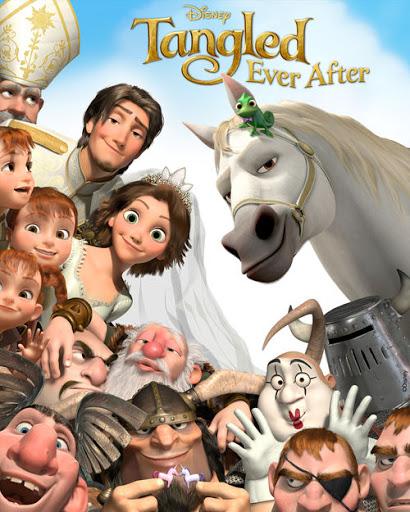 Tangled Ever After (2012) วุ่นวายวันวิวาห์ของราพันเซล