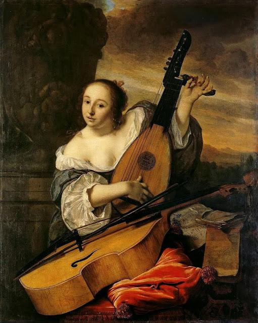 Bartholomeus van der Helst - Musician