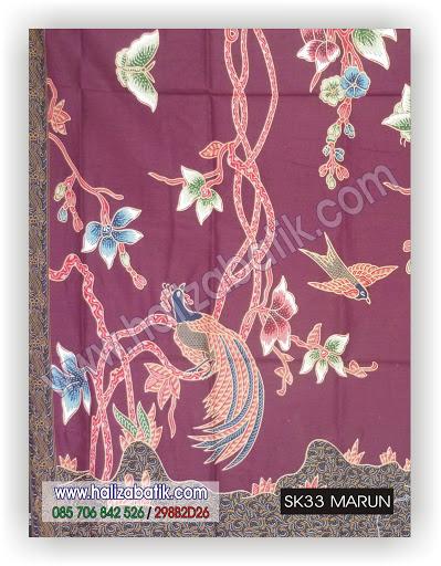 desain baju batik modern, grosir pakaian, contoh baju batik