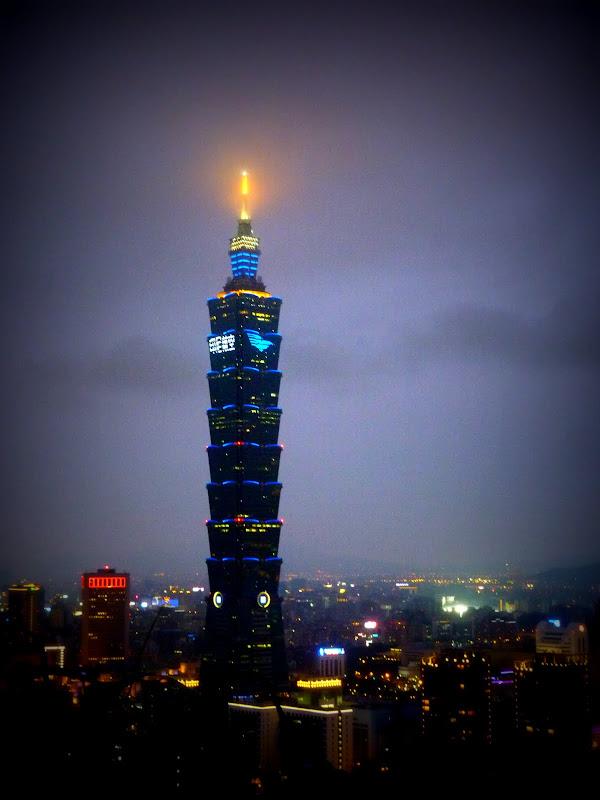 TAIWAN Taipei,Elephant mountain et proche de Shiding - P1140383.JPG