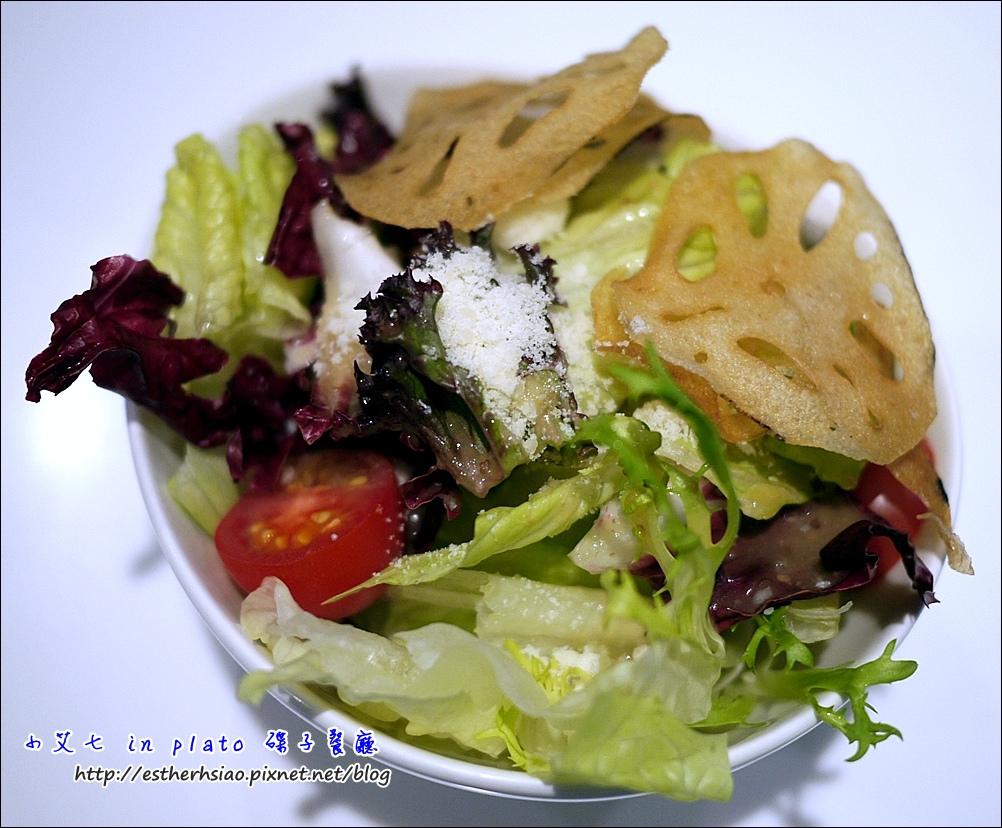 6 生菜沙拉
