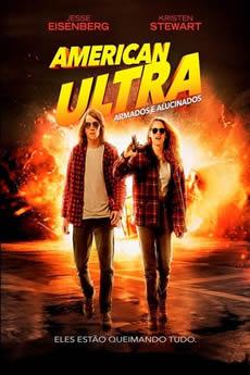 Baixar Filme American Ultra: Armados e Alucinados (2015) Dublado Torrent Grátis