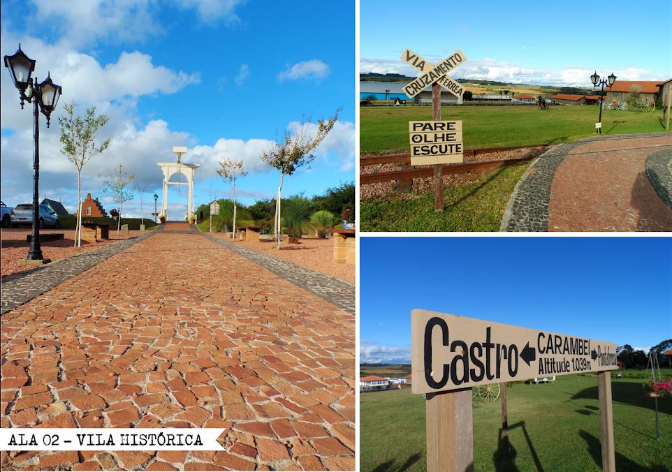 Parque Histórico de Carambeí