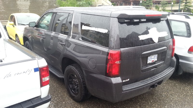 tahoe for police    Restricted - Blue Line Forums
