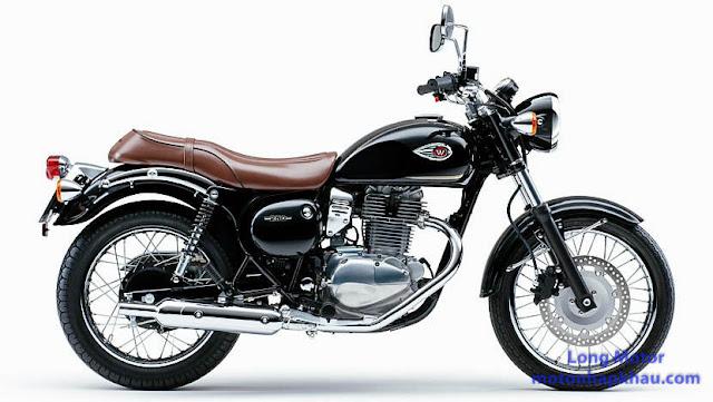 Kawasaki W250 2018