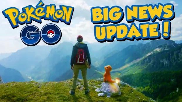 Pokemon GO Update!! Ada Apa Saja Pada Update Pokemon GO 0.31.0?