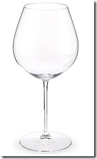 Riedel Old World Pinot Noir Glass