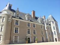 chambre hote chateau montpoupon loire