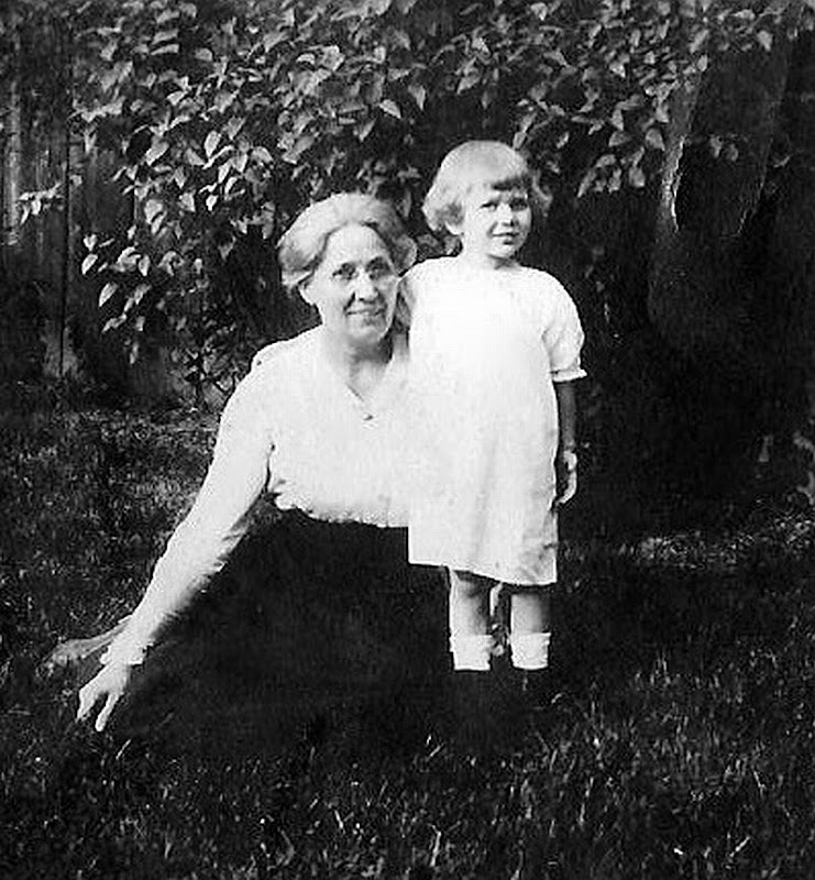 Dorothy and Gramma Dreschler - Dorothy and Gramma