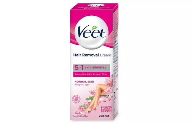 Veet Silk & Fresh Hair Removal Cream