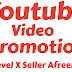 HIGH QUALITY YOUTUBE VIDEO PROMOTION 1k 100 THUMBS-UP FREE
