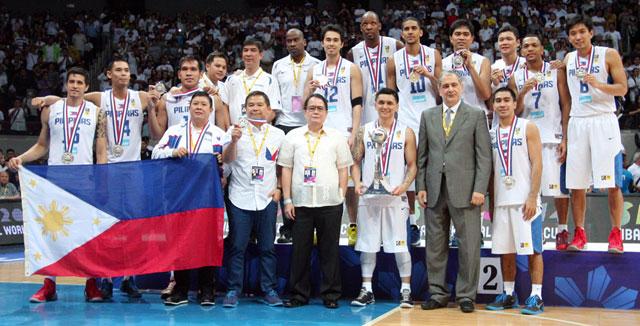 Fiba Asia 2013 (Finals) PHILIPPINES 71-85 IRAN