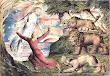 William Blake Illustrations To Dante Divine Comedy