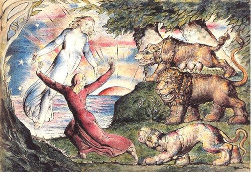 William Blake Illustrations To Dante Divine Comedy, William Blake