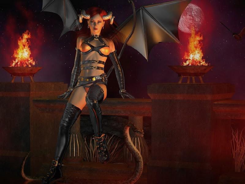 Dark Devil, Demonesses