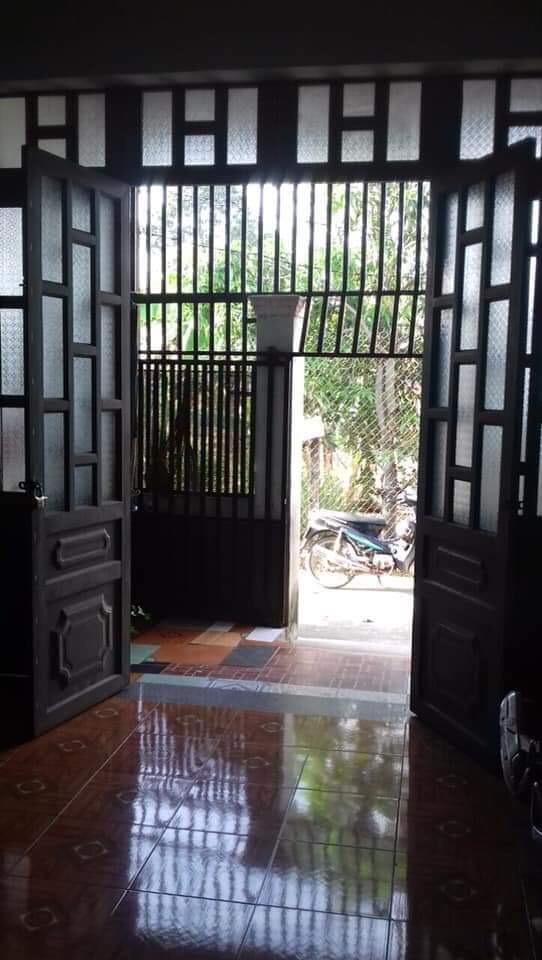Cần bán nhà sổ riêng ngay trường học cấp 2 Thái Hòa, Tân Uyên, Bình Dương. Giá chỉ 1ty390