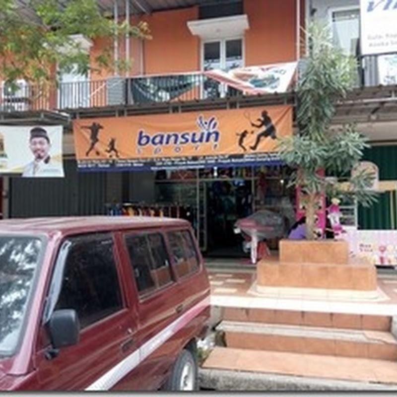 Bansun Sport–Toko Olahraga Mutiara Gading Timur Mustikajaya